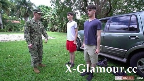 Rowan, Daniel Dean, Dakota Lovell - Concept Army Themed (HD)