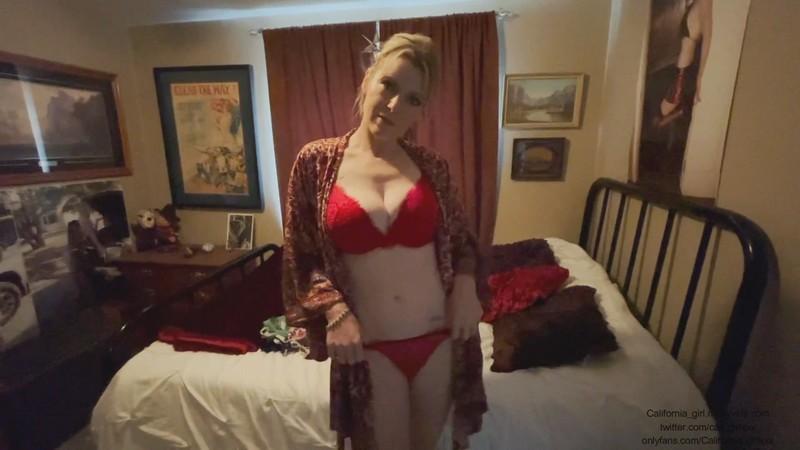 California Girl - Panty Thief Son JOI Part 1 [FullHD 1080P]