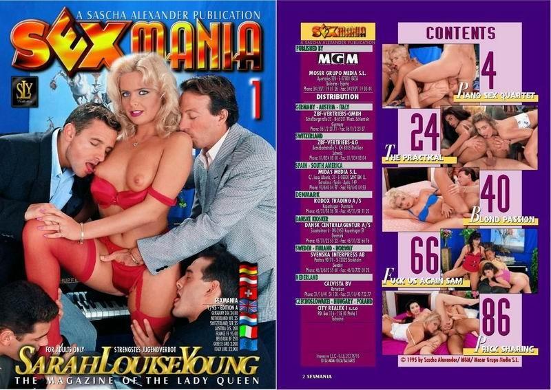 Sex Mania 1 (1995) JPG