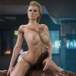 NordFantasy - Meredith Stout - Cyberpunk
