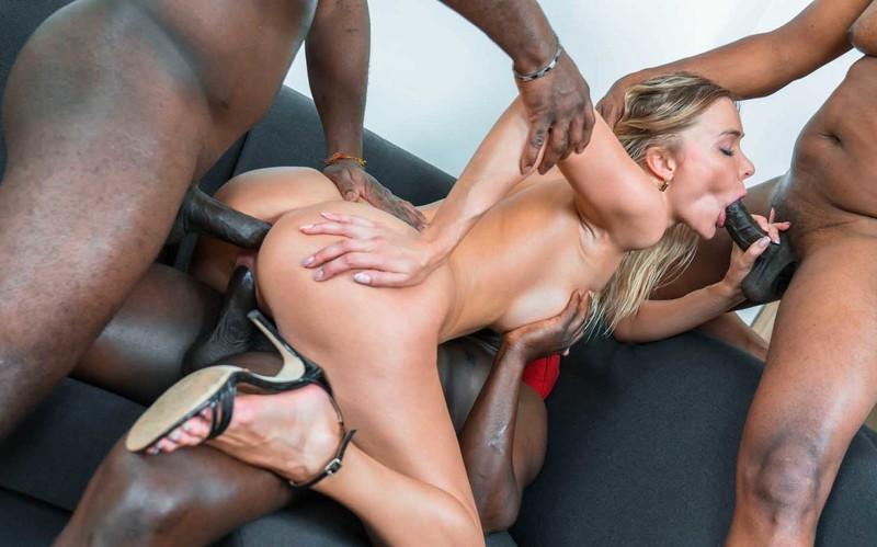 Venera Maxima - Blacks on Sluts [FullHD 1080P]
