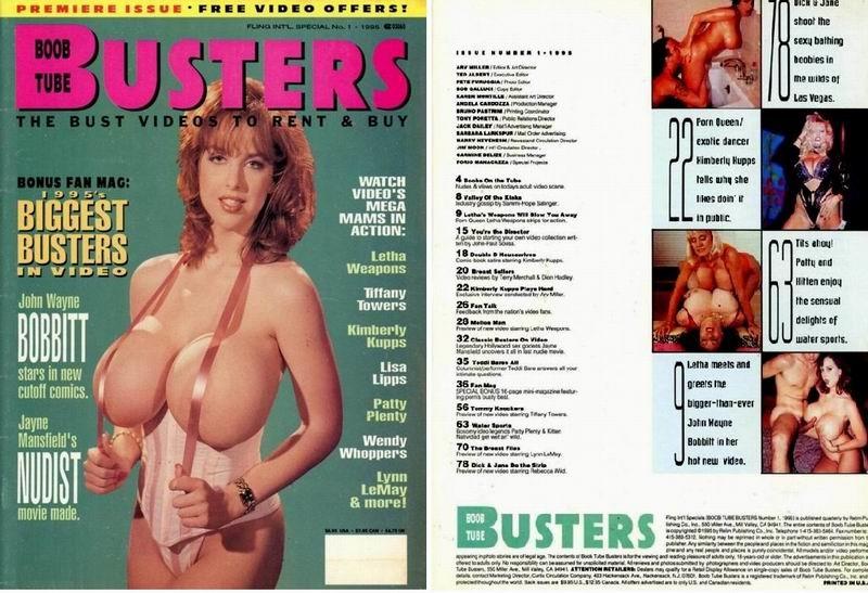Busters 1 (1995) JPG