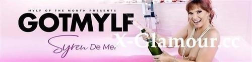 Syren De Mer - Soap Suds And Milf Sex (HD)