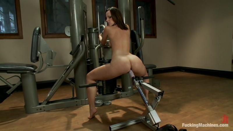 Jada Stevens - Fucking Machines [HD 720p]