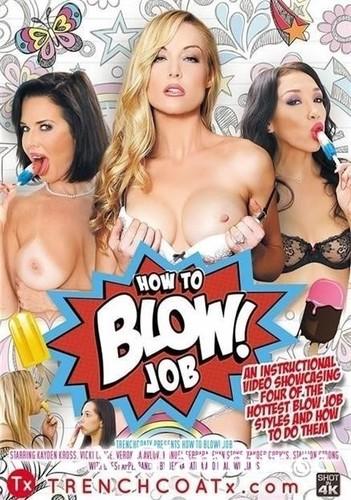 Amateurs - How To Blow! Job (SD)