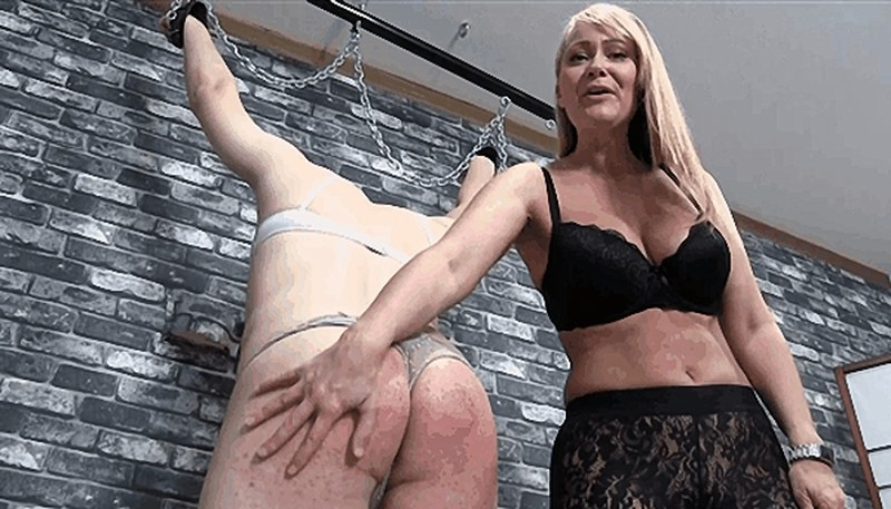 Flogged Ass eating Sissy [FullHD 1080P]