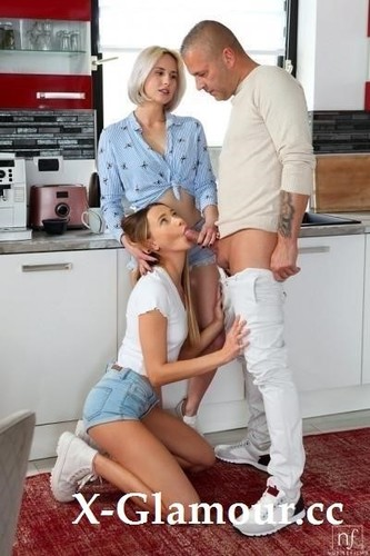 Amy Douxxx, Ivi Rein - Something To Stare At [SD/360p]