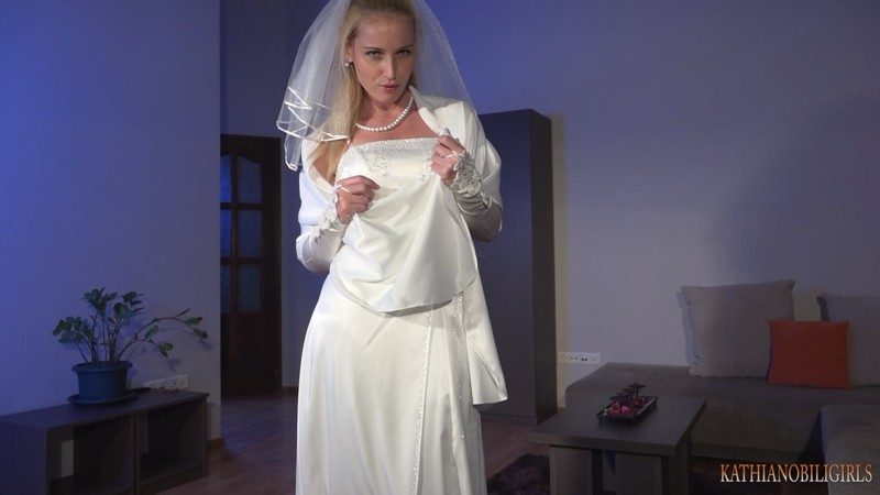 Kathia Nobili - You are step-mommy's wedding night lover [FullHD 1080P]